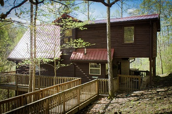 Candle Light Chalet | Cabins Red River Gorge