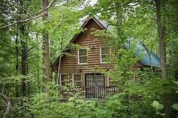 Love Shack Chalet   Cabin Rentals Red River Gorge