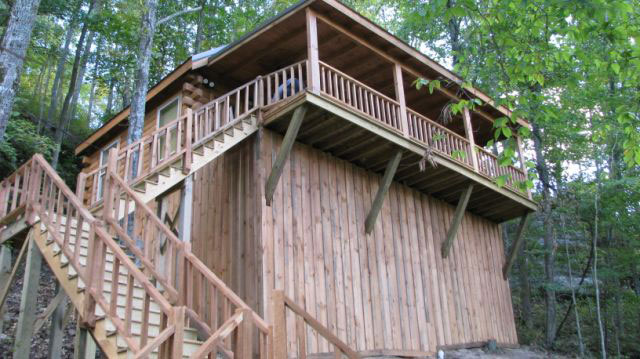 red river gorge southern charm cabin