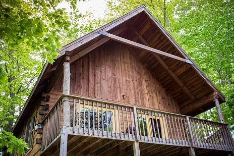 rental cabin just minutes away from the red river gorge
