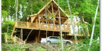 Beary Nice Chalet across from Red River Gorge Entrance