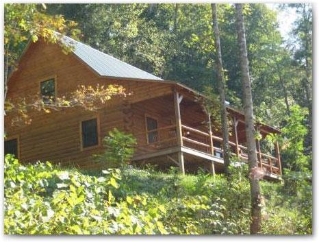 Bear Run Chalet | Cabin Rentals Red River Gorge