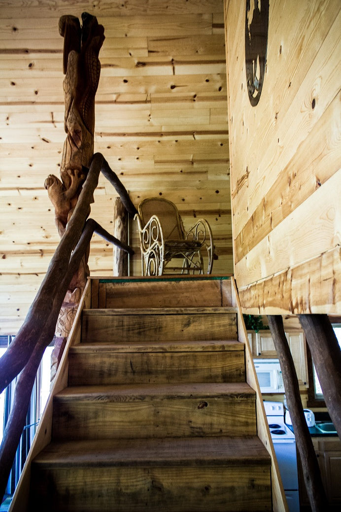 Red River Romance Chalet | Red River Gorge Cabins