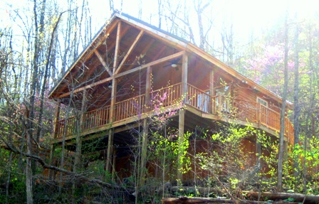 Southern Comfort Chalet | 5 Star Cabin Rental