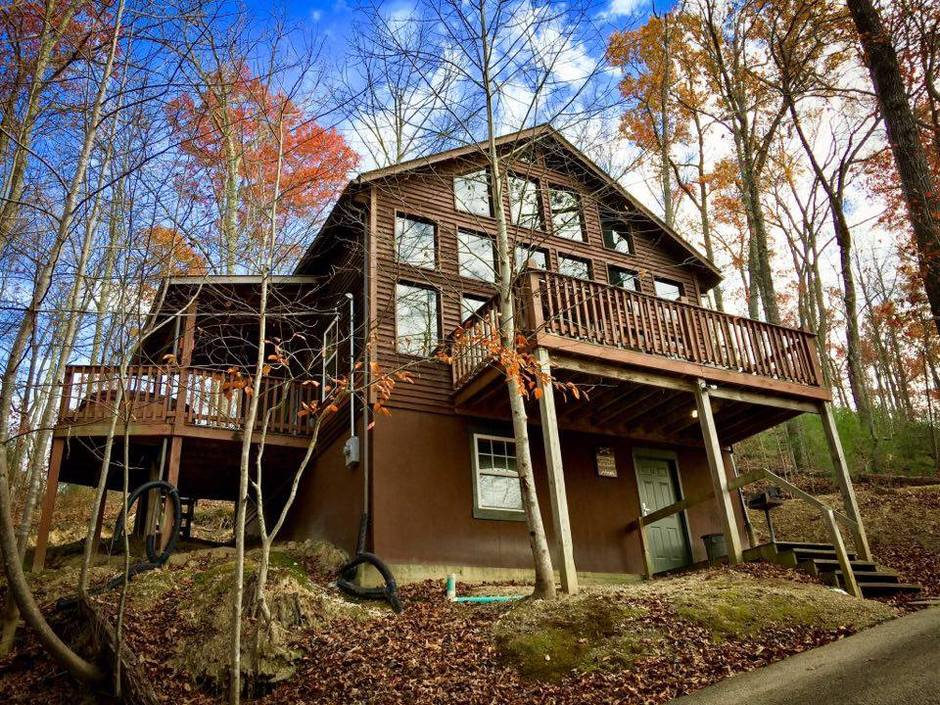 Cabins At Red River Gorge 5 Star Cabin Rentals