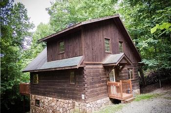Natural Bridge Cabin Rental Red River Gorge 5 Star Cabins