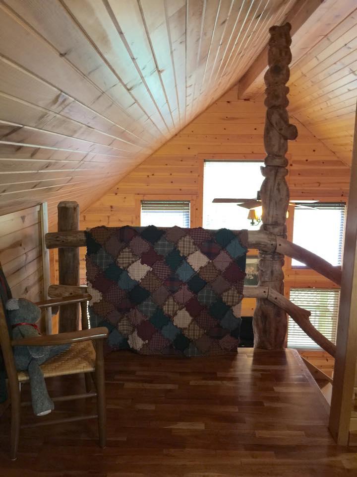 loft in beary cozy