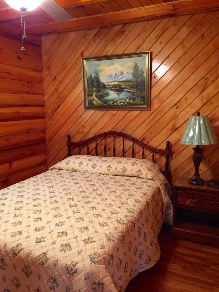 the art of natural bridge cabin rental