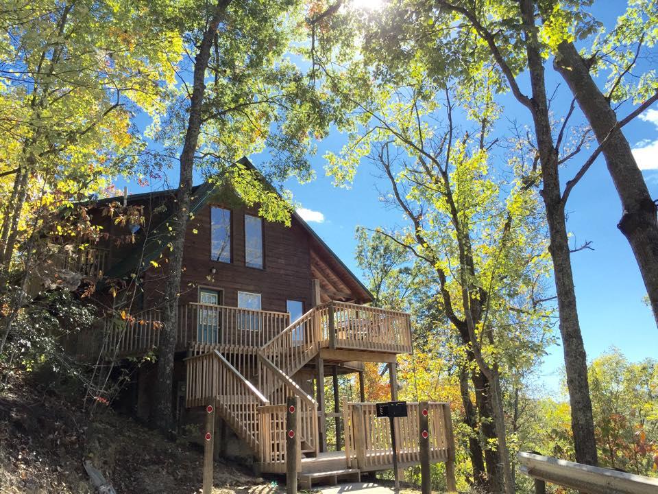 mountain rose cabin gorge cabin rental