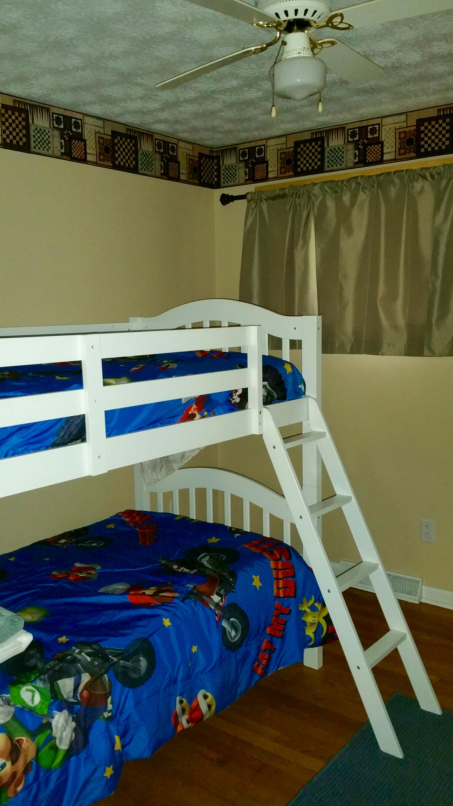 accommodation for kids
