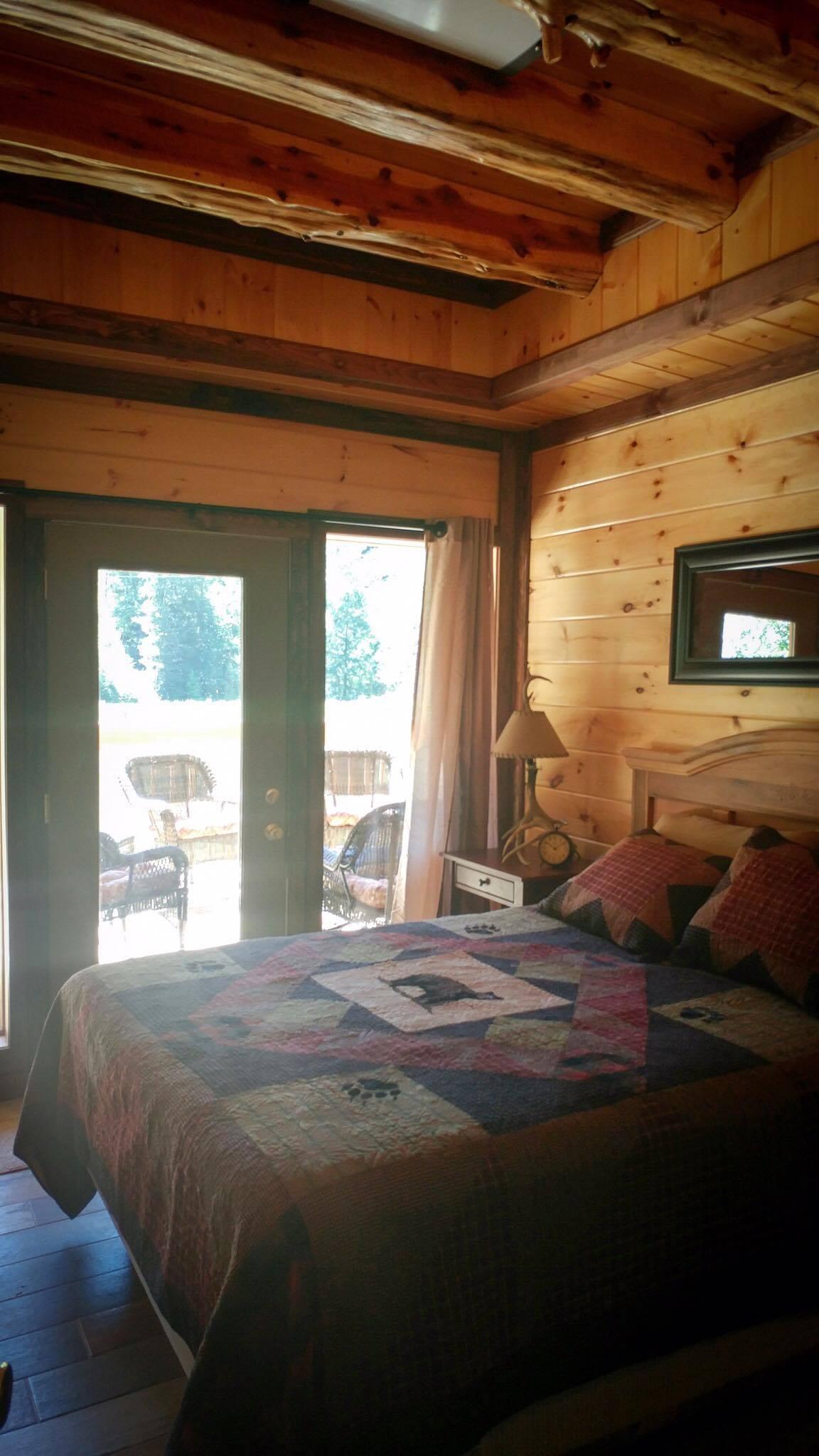 sundance on the lake natural bridge cabin rental