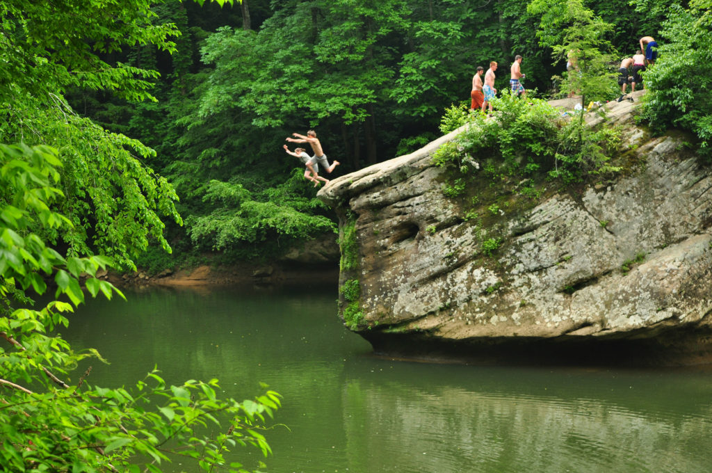 Jump Rock
