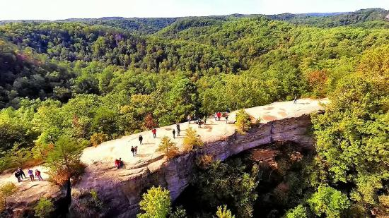 Red River Gorge Attractions
