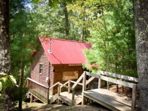 Cabins for sale in Red River Gorge and Natural Bridge